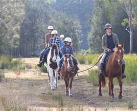 Horse Riding at Oaks Ranch and Country Club - Carnarvon Accommodation