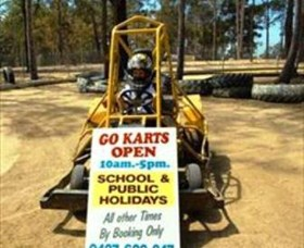 GTS Dirt Karts - Carnarvon Accommodation