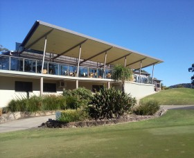 Coffs Harbour Golf Club - Carnarvon Accommodation