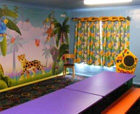Jumbos Jungle Playhouse and Cafe - Carnarvon Accommodation