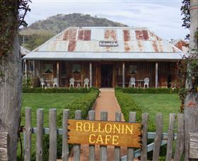 Rollonin Cafe - Carnarvon Accommodation
