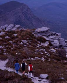 Bluff Knoll Stirling Range National Park - Carnarvon Accommodation