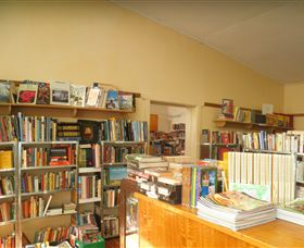 Corryong Browsers Bookshop - Carnarvon Accommodation
