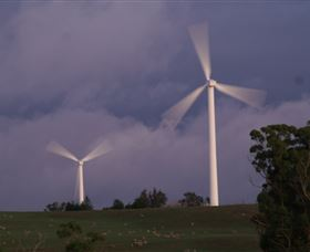 Crookwell Wind Farm - Carnarvon Accommodation