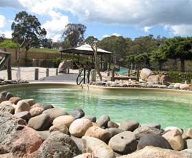 Japanese Bath House Blue Mountains - Carnarvon Accommodation