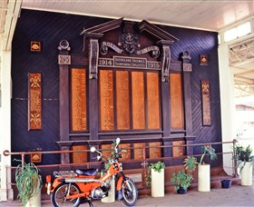 Toowoomba Railway Station Memorial Honour Board - Carnarvon Accommodation