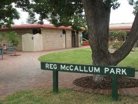 Reg McCallum Park - Carnarvon Accommodation