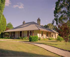 Eskbank House and Museum - Carnarvon Accommodation