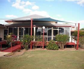 Gin Gin Library - Carnarvon Accommodation