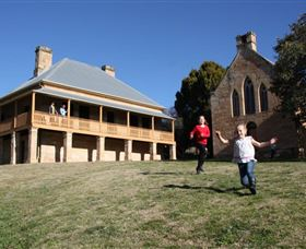 Hartley Historic Site - Carnarvon Accommodation
