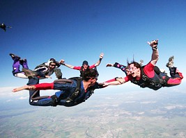 Skydive Maitland - Carnarvon Accommodation
