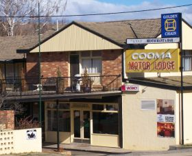 Cooma Motor Lodge Coach Tours - Carnarvon Accommodation