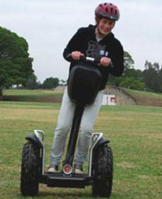 Segway Tours Australia - Carnarvon Accommodation