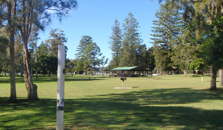 The Basin picnic area - Carnarvon Accommodation