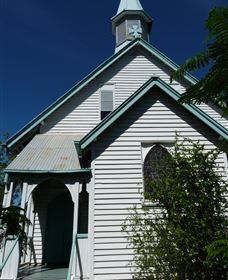 Saint Peter's Anglican Church