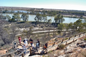 Ngaut Ngaut Aboriginal Site - Carnarvon Accommodation