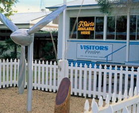 Charleville - Royal Flying Doctor Service Visitor Centre - Carnarvon Accommodation