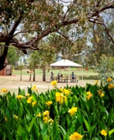 Charleville - Graham Andrews Parklands - Carnarvon Accommodation