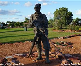 Cobar Miners Heritage Park - Carnarvon Accommodation