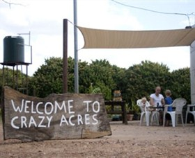 Crazy Acres - Carnarvon Accommodation