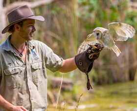 Territory Wildlife Park - Carnarvon Accommodation