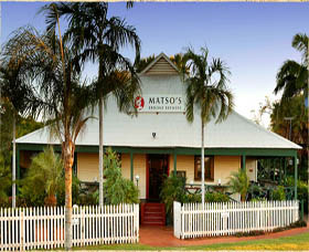 Matsos Broome Brewery and Restaurant - Carnarvon Accommodation