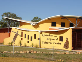The Quinkan and Regional Cultural Centre - Carnarvon Accommodation