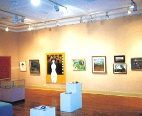 Griffith Regional Art Gallery - Carnarvon Accommodation
