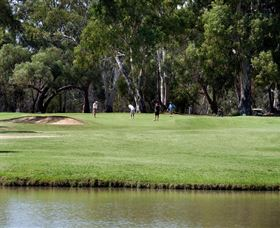 Deniliquin Golf Club - Carnarvon Accommodation