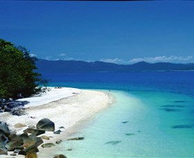 Fitzroy Island National Park - Carnarvon Accommodation