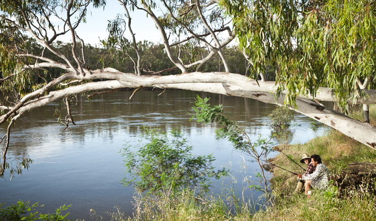 Murray Valley National Park - Carnarvon Accommodation