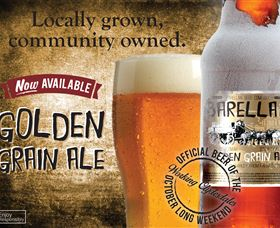 Barellan Beer - Community Owned Locally Grown Beer - Carnarvon Accommodation