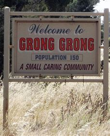 Grong Grong Earth Park - Carnarvon Accommodation
