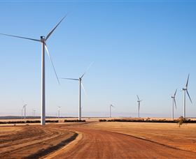 Merredin Collgar Wind Farm - Carnarvon Accommodation