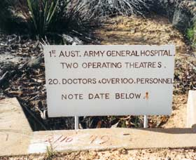 Army General Hospital Site - Carnarvon Accommodation