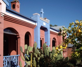 Cactus Cafe and Gallery - Carnarvon Accommodation