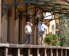 Federation Story Self Guided Walking Tour - Carnarvon Accommodation