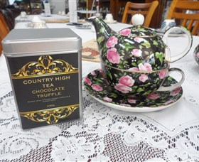 Country High Tea - Carnarvon Accommodation