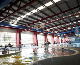 Wangaratta YMCA Indoor Sports  Aquatic Centre - Carnarvon Accommodation