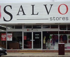 Salvos Opportunity Shop Wangaratta - Carnarvon Accommodation