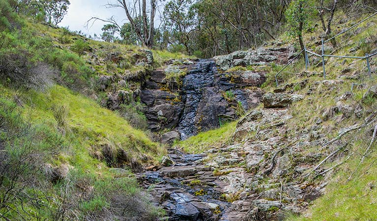 Hopetoun Falls walking track - Carnarvon Accommodation
