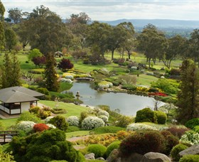 Cowra Japanese Garden and Cultural Centre - Carnarvon Accommodation