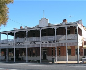 Woolpack Inn Museum - Carnarvon Accommodation