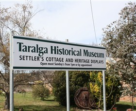 Taralga Historical Society Museum - Carnarvon Accommodation