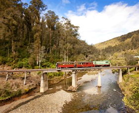 Walhalla Goldfields Railway - Carnarvon Accommodation