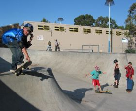Goulburn Skate Park - Carnarvon Accommodation