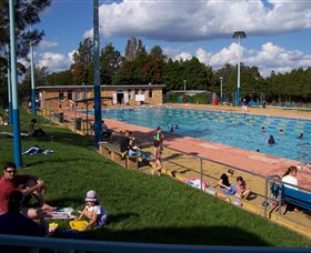 Goulburn Aquatic and Leisure Centre - Carnarvon Accommodation