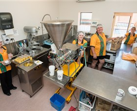 Mammino Gourmet Ice Cream - Carnarvon Accommodation