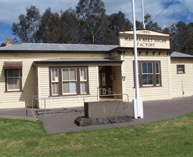 Maffra Sugar Beet Museum - Carnarvon Accommodation