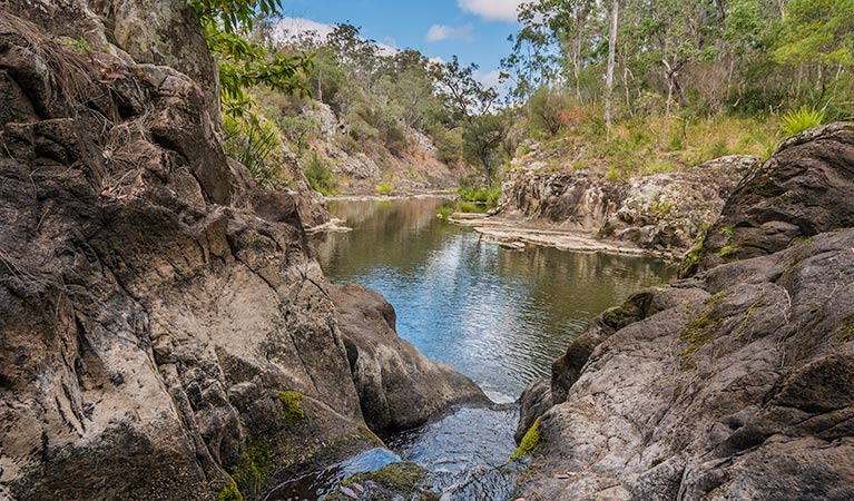 Gorge walking track - Carnarvon Accommodation